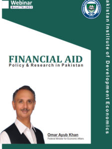Financial Aid Policy & Research in Pakistan